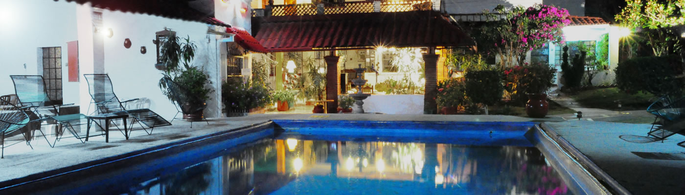 Cadiz Hotel, economic hotel in Cuernavaca