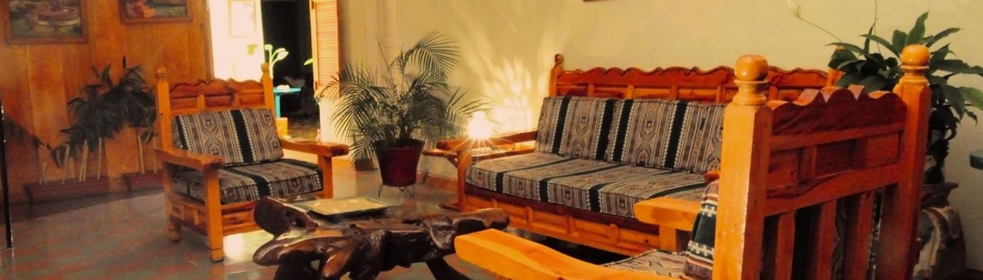 Recepcion Hotel Cadiz